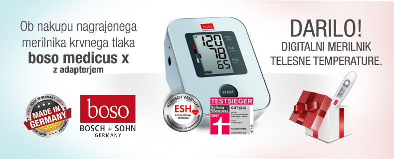 Merilnik krvnega tlaka boso medicus X