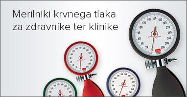 Boso merilniki krvnega tlaka za zdravnike in klinike